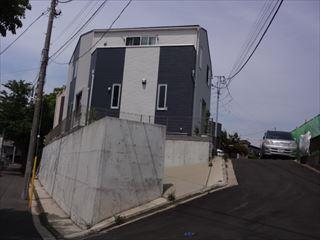 NO75.ガレージデッキ施工前1
