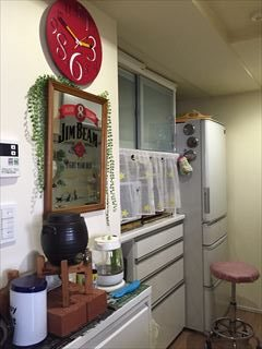 NO.88カウンターキッチンのある家施工前1