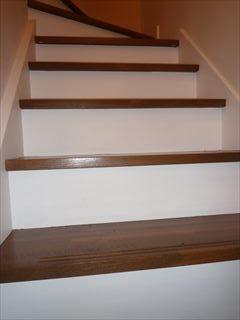 NO95.造作家具と階段施工前4