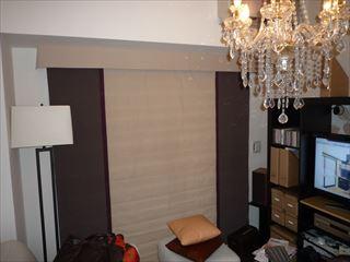 NO95.造作家具と階段施工前1