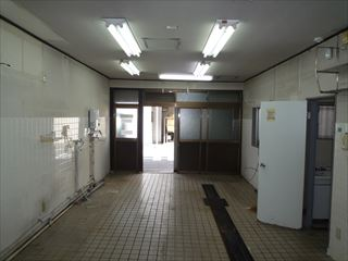 NO142.事務所リフォーム施工前1