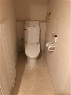 No150. 3世帯住宅を2世帯用に整える施工前4