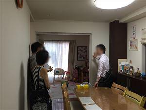 NO78.お家まるごとログハウス風施工前1