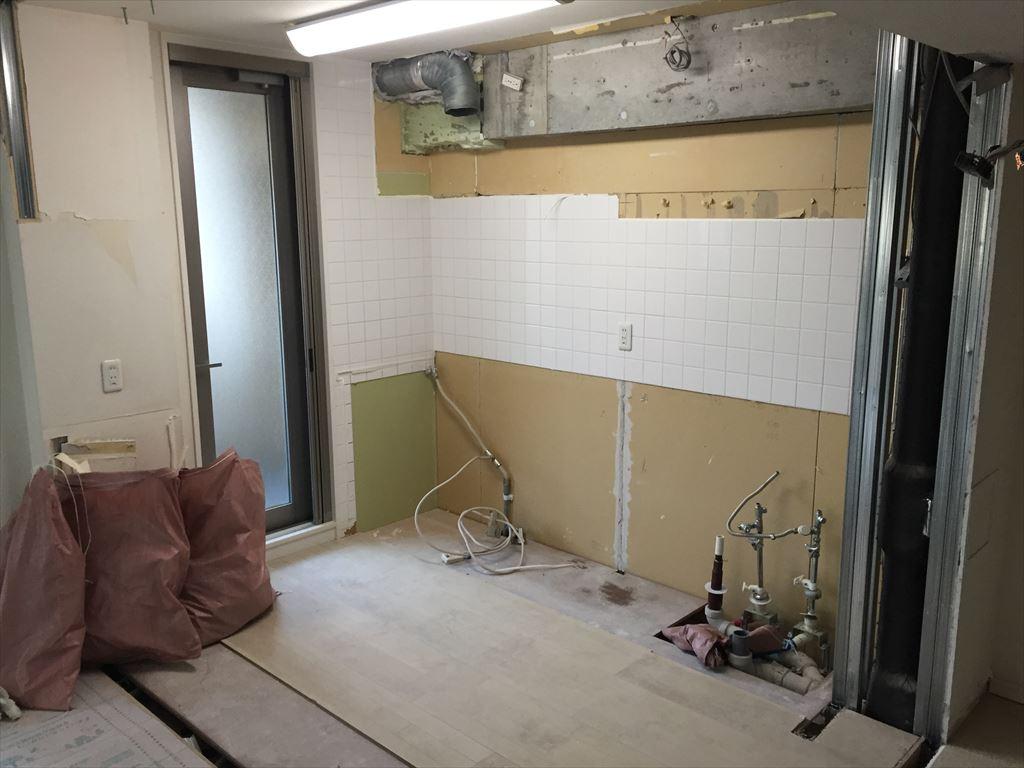 NO63.シンプルに、家具っぽく施工前1