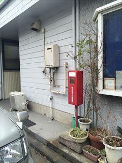 NO80.喫茶店リノベーション施工前2