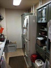 NO89.セミオープンキッチン&クローゼット施工前2