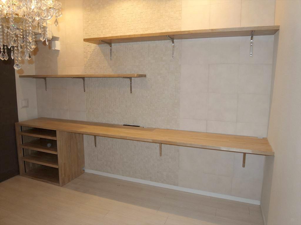 NO95.造作家具と階段