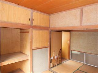 NO107.モノトーンで統一されたシンプルハウス施工前3