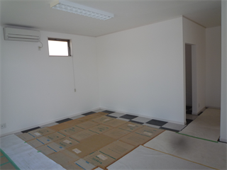 NO143.美容室Bonheur施工前1